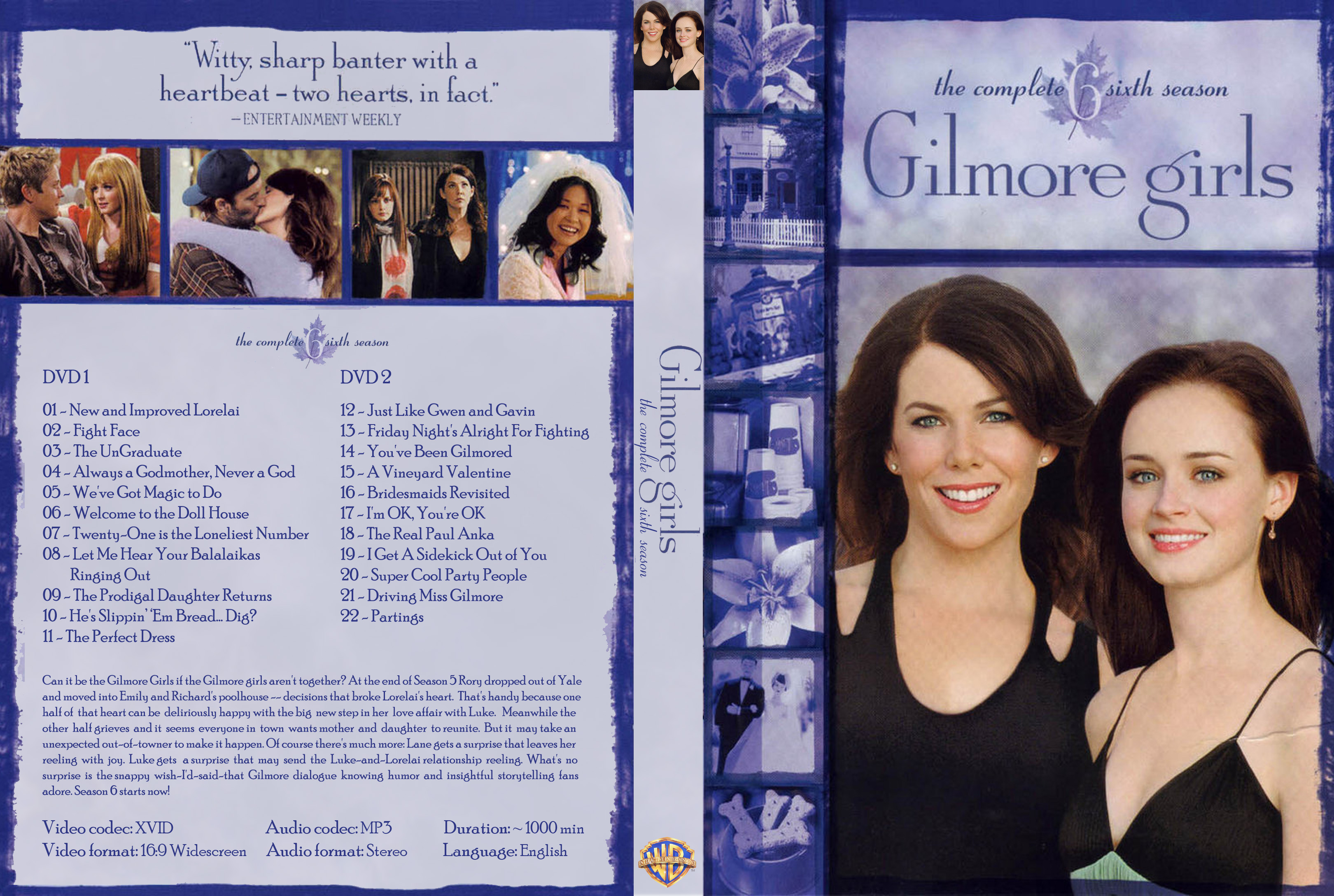 gilmore girls download season: